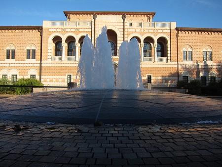 Rice University Fountains