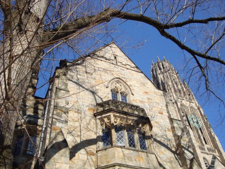 Yale University, Central Campus, New Haven, CT