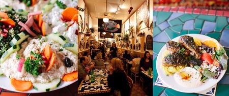 La Mediterranee Fillmore Cafe