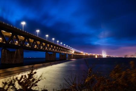 The Oresund bridge is truly spectacular   © L.E Daniel Larsson / Flickr