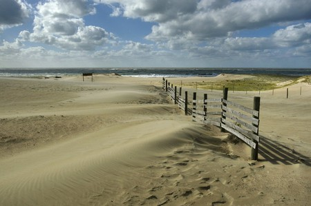 Punta del Diablo sand dunes