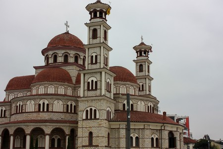 The Cathedral of Resurrection, Korça