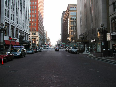 Downtown Indianapolis | Eric Fredericks/Flickr