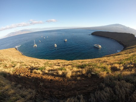 Access to the waters around Molokini is controlled