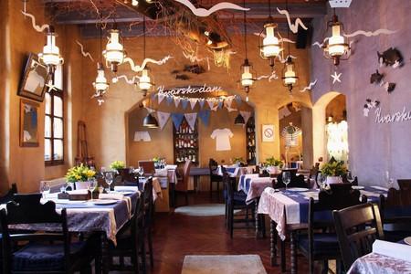 The delightful interior of Šaran | @ Restoran Šaran/Facebook