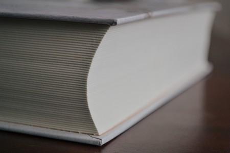 A huge book