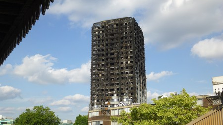 72 people were killed in the Grenfell Fire tragedy