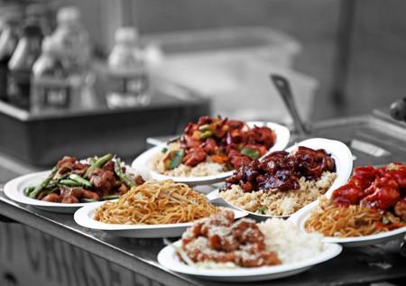 Westernized Chinese Food