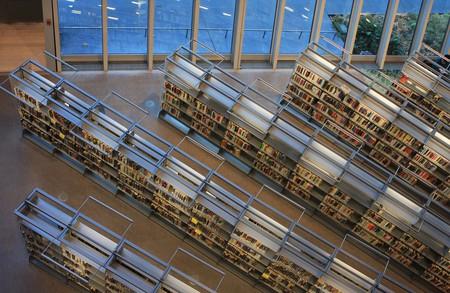 Bookshelves - Seattle Central Library