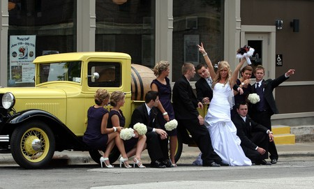 Wedding Party | © anoldent/Flickr