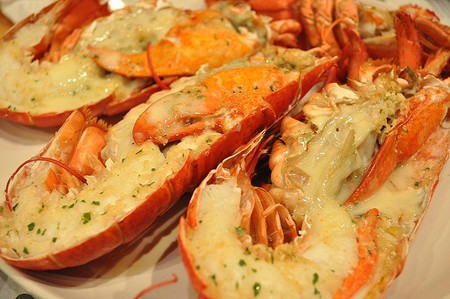 Seafood delights