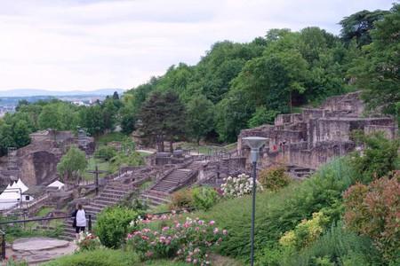 Ancient Theater of Fourvière