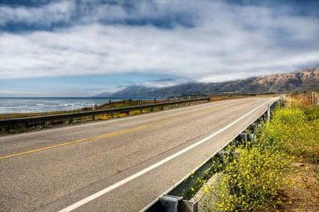 The Pacific Coast Highway