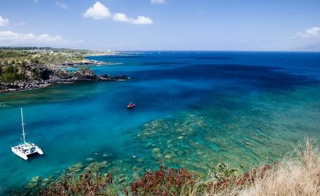 Sailing Maui