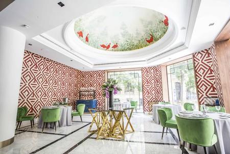 Coque Madrid cupula dining room