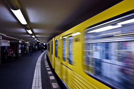 Berlin's U-Bahn Train | © Michael Mayer / Flickr