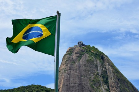 Brazil Mountain | © Rodrigo Soldon | Flickr