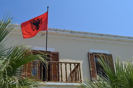 Albanian Flag  ©Klesta/Flickr