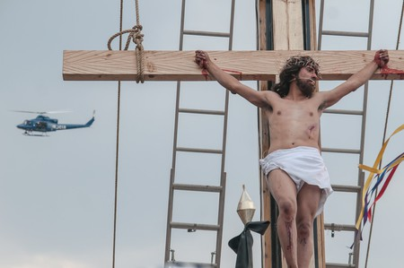 The Passion Play is central to the identity of Iztapalapa Borough