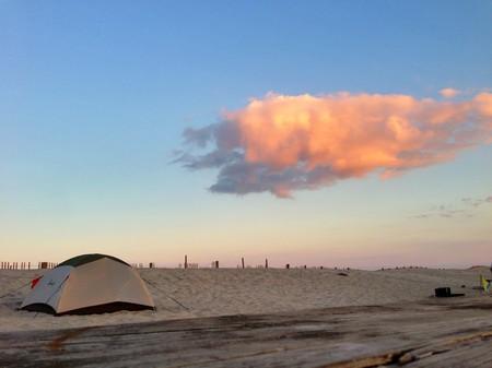 Assateague August 2014: My Campsite