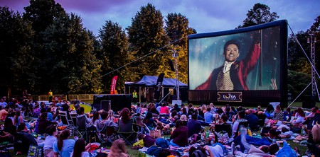 Chiswick House 'The Greatest Showman'