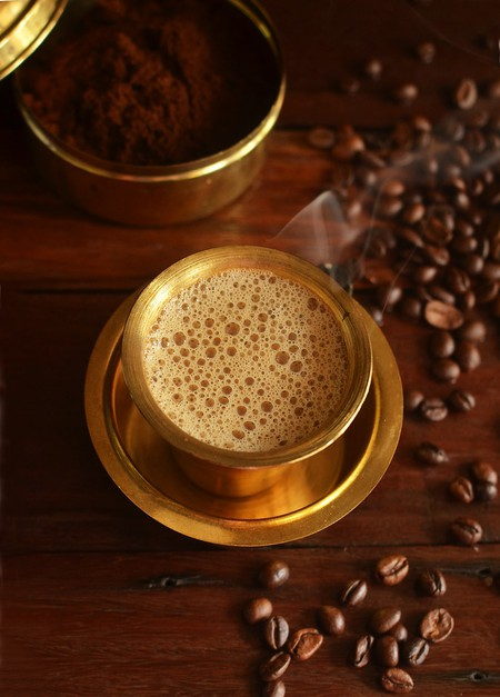 Indian filter coffee | © VSharmilee / WikiCommons