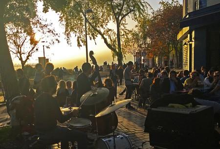 Moncœur Belleville often hosts live music