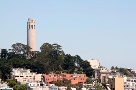 Coit Tower San Francisco, California.