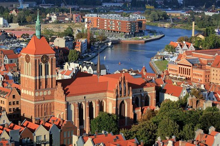 St. John's Church, Gdańsk | © Julian Nitzsche / WikiCommons