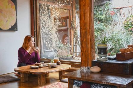 Ikseondong teahouse