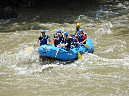 Rafting in San Gil, Colombia |© Chris Bell / The Culture Trip