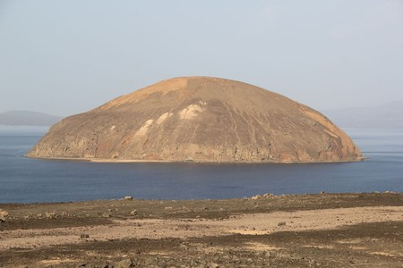 Goubbet Al-Kharab in the Gulf of Tadjourah