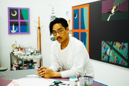 Artist Greg Ito