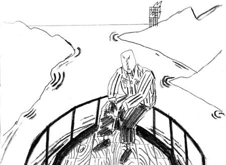 Illustration from 'Arkady'