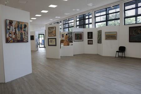 Lechwe Trust Gallery in Lusaka, Zambia