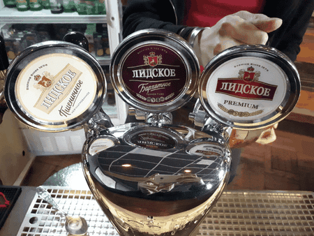 Belarusian Beer | © Don't Stop Living