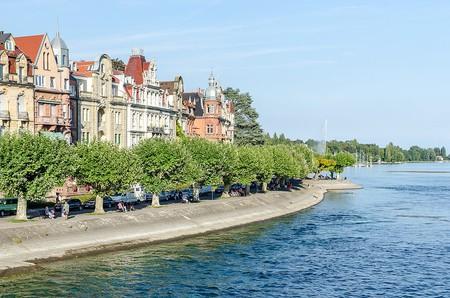 View of Konstanz' waterfront promenade   © Luca Casartelli / WikiCommons