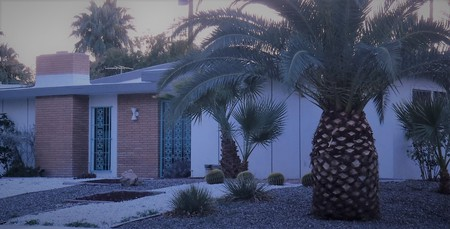 Midcentury home in Paradise Palms, Las Vegas