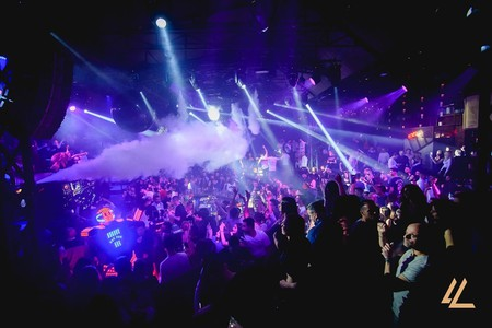 LOHAN nightclub in Athens