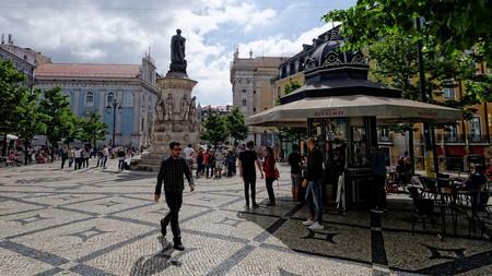 Kiosk in Lisbon