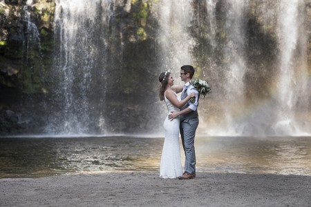 The most picturesque backdrop | Courtesy of Kaitlyn Shea Photography