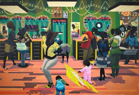 Kerry James Marshall, School of Beauty, School of Culture, 2012