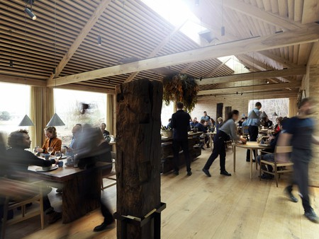A look inside the restaurant  | © Jason Loucas / Courtesy of Noma 2.0