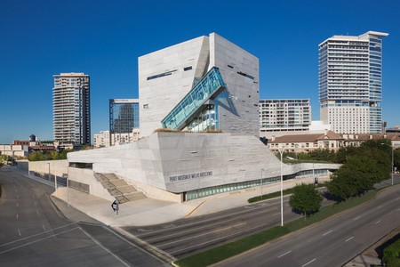 The Perot Museum of Nature and Science features exhibits that will appeal to both kids and adults