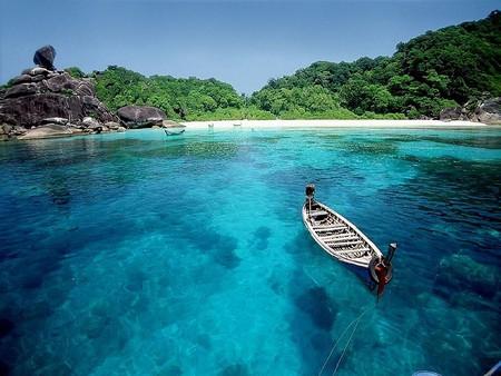 Ilhabela island in Brazil