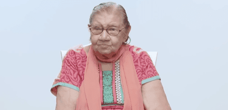 Rama Khandwala is India's oldest tour guide