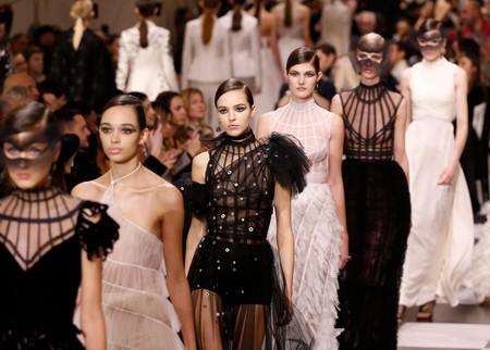 Christian Dior show, spring/summer 2018, Haute Couture Fashion Week, Paris