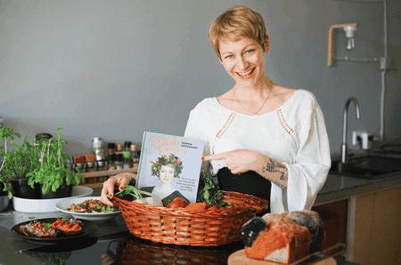 Sophia Hoffmann is Berlin's favourite vegan chef |  © Sophia Hoffmann and Julia Rommel of Mehr als PR