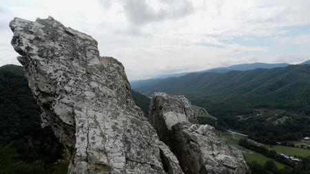 Tip of Seneca Rock