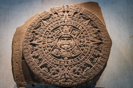 Sun Stone, the Mayan calendar